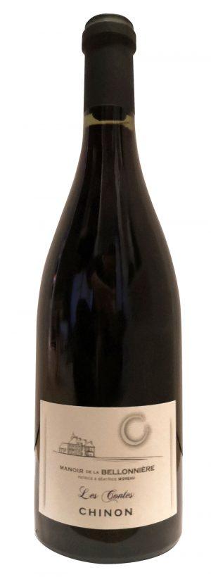 bouteille de vin rouge_